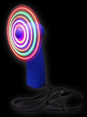 Mini Ventilator met led verlichting