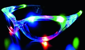LED bril Multicolour