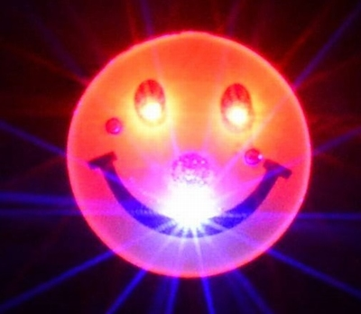 Led Blinkie Smiley
