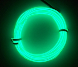 EL Draad Groen 2 meter