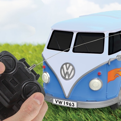 Afstand Bestuurbare VW Kampeerauto