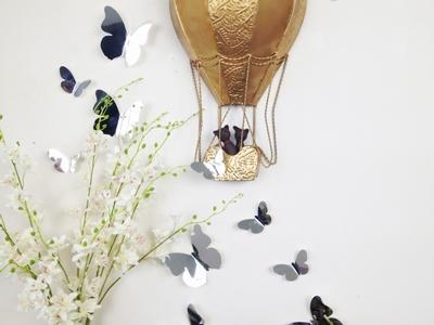 3D Spiegel Vlinders