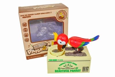 Papagaai Spaarpot