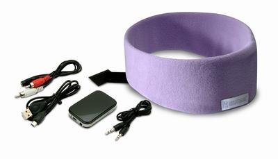 Draadloze TV Hoofd telefoon Lavender Medium