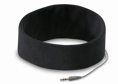 Zachte Bed Hoofd telefoon Zwart S
