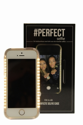 Perfect Selfie iPhone 5/5S - Rosé Gold