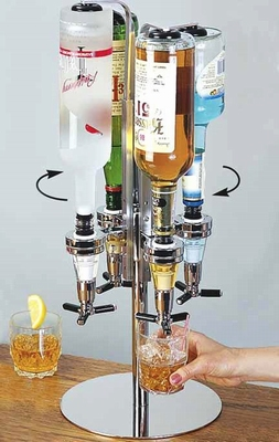 Bar Butler 4 Shot Dispenser