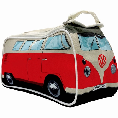 Toilettas rode Volkswagen