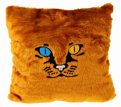 Katten Kussen Bruin