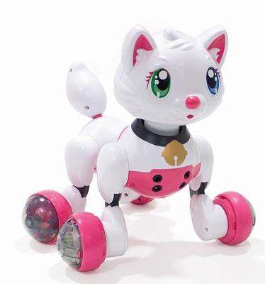 Robot Kitty Stemgestuurd