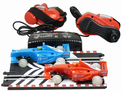 Educational Dynamo Eco Racebaan - Mustang