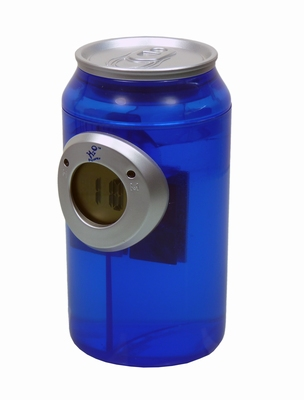 H2O Power LCD Klok