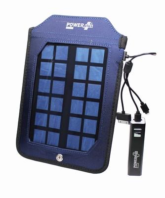 Solar USB Power Bank 2000 mAh
