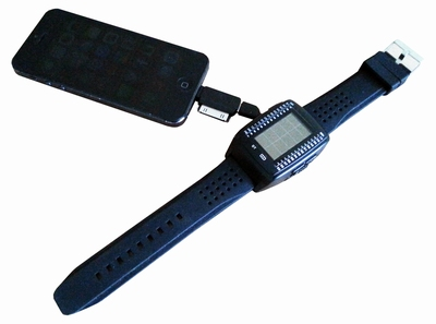Power Bank Horloge