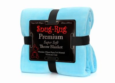 Snug-Rug Deken Scuba Blauw
