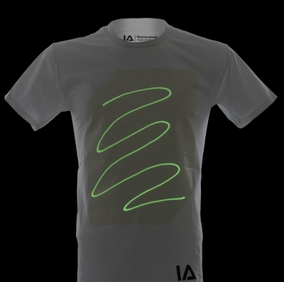 Wit Glow Shirt Super Green (M)