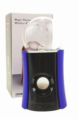 Plasma Speaker Blauw