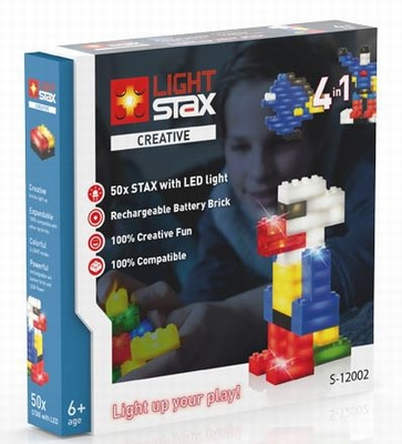 Light Stax Creative Set (50 Light Stax)