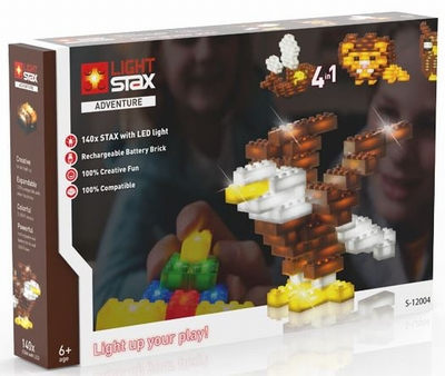 Light Stax Adventure Set (140 Light Stax)