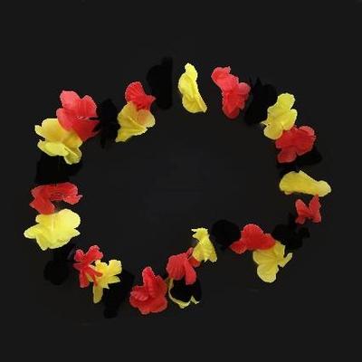 Hawaiislinger Rood-geel-zwart