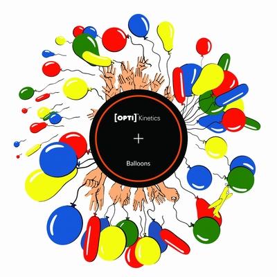 Aura led projector - Magnetisch Effectwiel Ballonnen