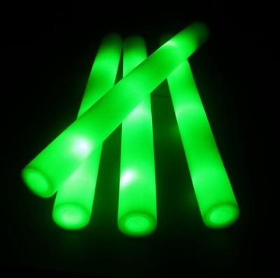 Foamstick Groen (Aan/Uit)