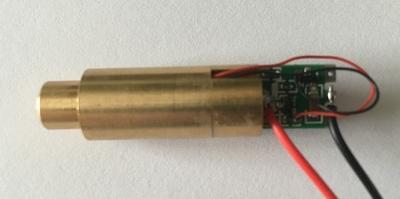 Groene laser voor Laser Stars Sterren Projector