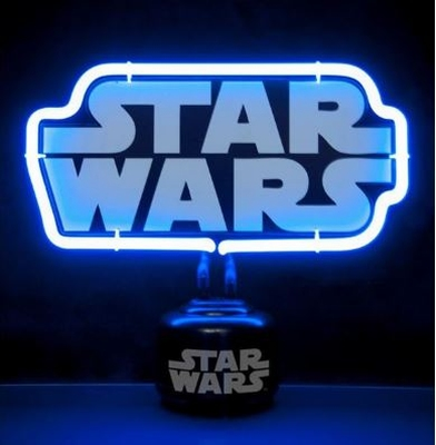 Star Wars Small Neon Lamp