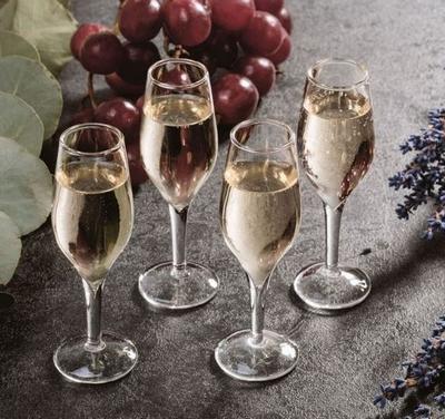 Champagne Shot Glazen