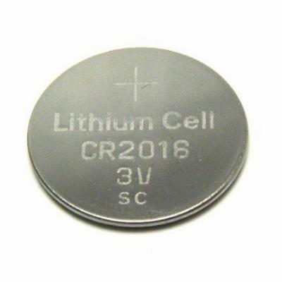 CR-2016 Batterij