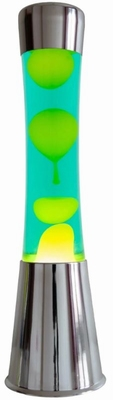 Lavalamp Geel/Groen