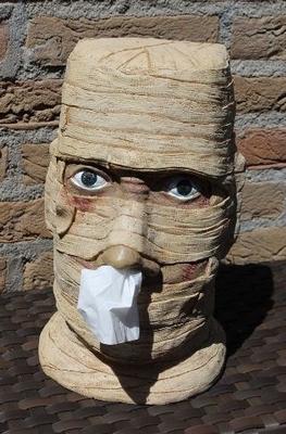 Mummie Tissue box Houder