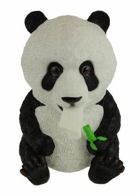 Panda Tissue box Houder