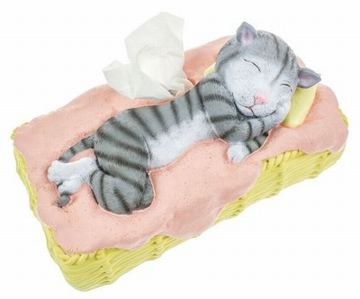 Kat Tissue box cover