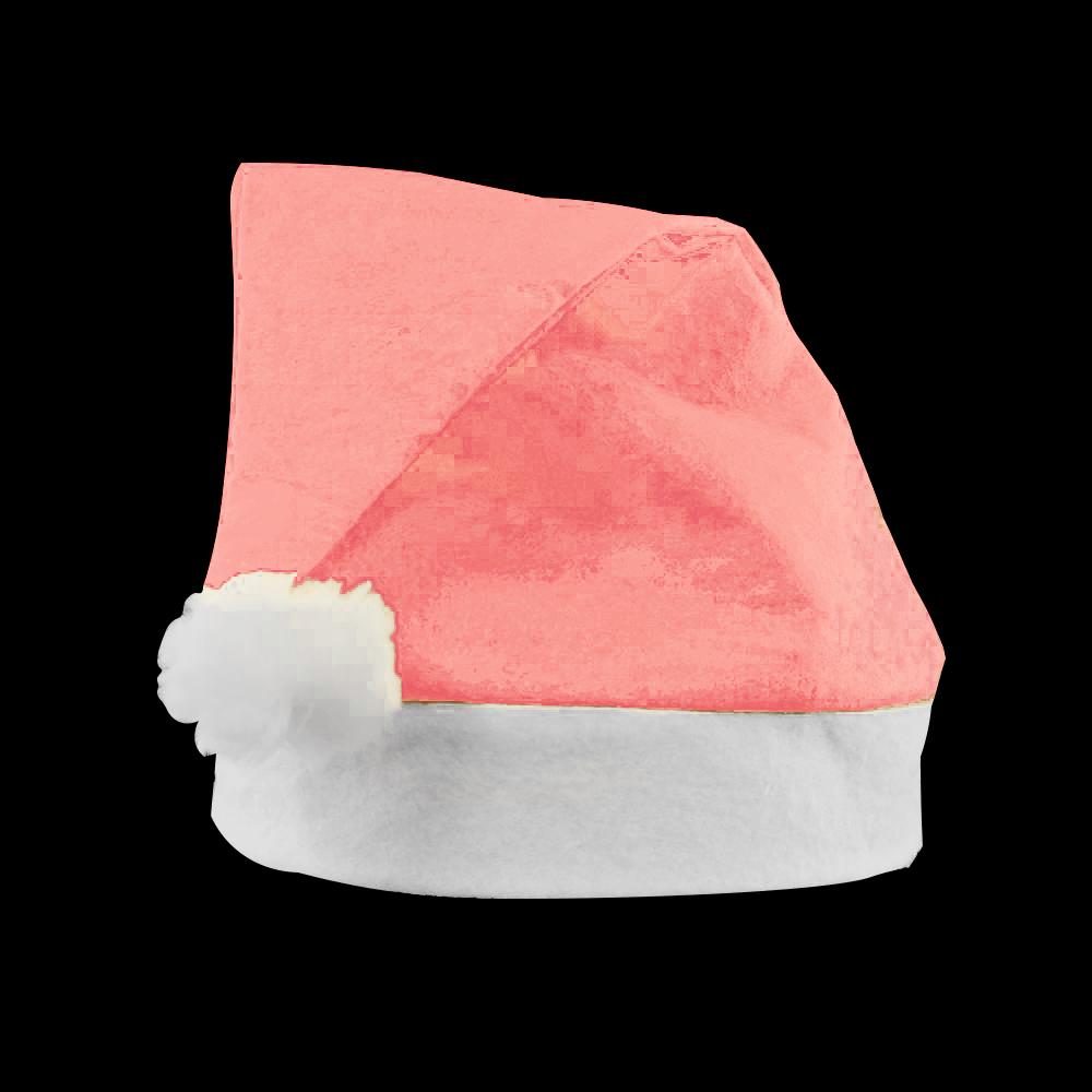 Kerstmuts Licht Roze