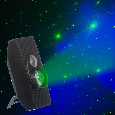 Laser Galaxy Sterren Projector