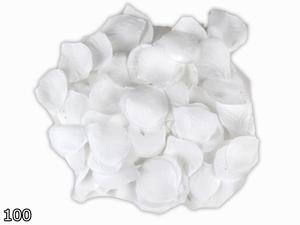 Rozenblaadjes Wit (100 stuks)