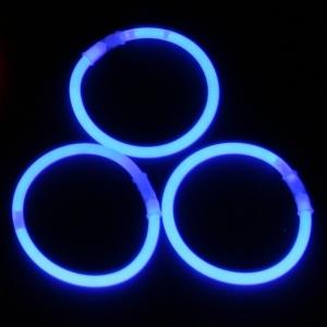 Blauwe Glowsticks 200 x 5 mm (per 100 stuks)