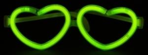 Glowbril Hart Voordeel Pakket (50 stuks)