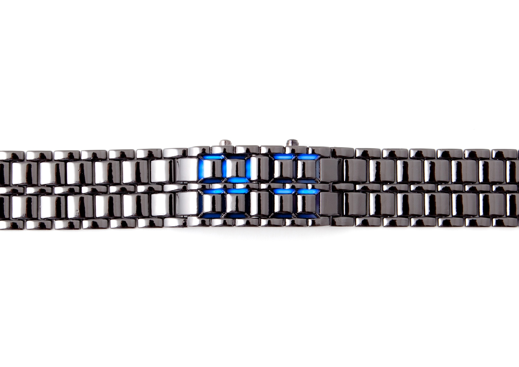 Iron Samurai Watch Blauw