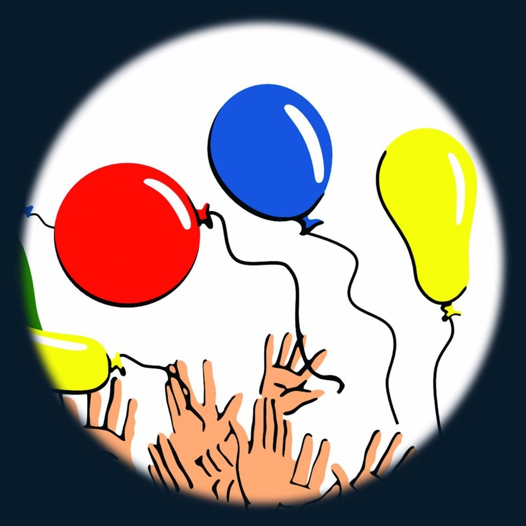 Magnetisch Effectwiel Ballonnen