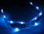 LED bril Blauw