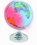 Verlichte wereldbol nu voor € 19,95