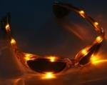 LED bril Geel