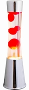 Lavalamp Blizz Rood