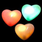 3-kleuren hartje (Nieuw !)