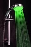 Douchekop met Groen licht