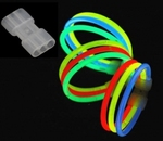 Glowstick Triple connector