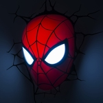 3D Led lamp Spider Man