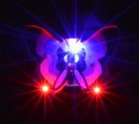 Led Blinkie Vlinder